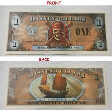 2007 Disney Dollar $1 FE Series EMPRESS AT WORLD'S END Pirates Of The Caribbean