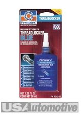 Permatex 24240 Medium Strength Thread Lock Threadlocker BLUE 36ml