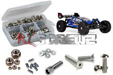 RC Screwz RCR030 Redcat Racing BackDraft 3.5 Stainless Screw Kit