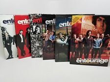 HBO ENTOURAGE DVD SEASONS 1-5 (1, 2, 3 Parts 1 And 2, 4, 5)