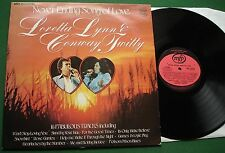 Loretta Lynn & Conway Twitty Never Ending Song of Love MFP50474 LP