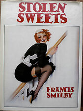 STOLEN SWEETS BY FRANCIS SMILBY VINTAGE PIN-UP ART MAGAZINE COVERS PLAYBOY PRESS