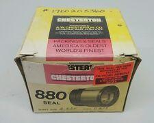 CHESTERTON 880 SEAL SHAFT SIZE 2.626 CB/S 880E-21 RU 054118