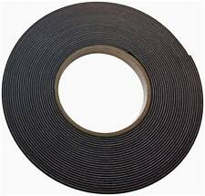 SELF ADHESIVE MAGNETIC TAPE/STRIP 5m x 12 mm VERY STRONG OFFCUT OFFER