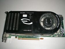 EVGA Nvidia E Geforce 8800 320MB Graphics Card! TESTED & WORKS 054