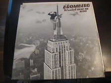 David Bromberg; Wanted Dead or Alive on LP
