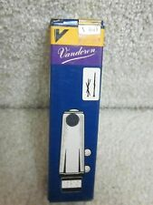 Vandoren V360 Bb clarinet mouthpiece with cap & ligature-new'old stock'in box