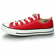 CONVERSE CHUCK TAYLOR ALL STAR OX MEN Red/White M9696 Casual Sneakers Shoes S 11