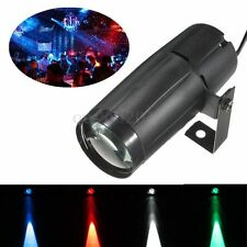 3W Led Pinspot Beam Led Stage Light Effect RGBW 4 Colors Bar DJ Disco Party Club