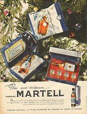 Publicité  Advertising  ...  cognac  MARTELL