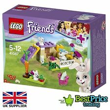Lego Friends 41087 Bunny And Babies *BRAND NEW & SEALED *RETIRED Rabbits Bunnies