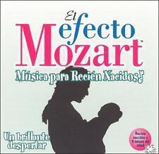Efecto Mozart-Musica Para Recien Nacidos Efecto Mozart: Musica Para Recien