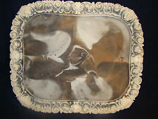 """Incolay Stone Vanity Tray Cameo Victorian Style Handcrafted 13"""" BY 10 5/8"""" #H"""