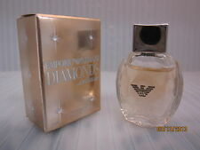 EMPORIO ARMANI DIAMONDS INTENSE WOMEN 0.17 oz / 5 ML EDP Splash Mini New In Box