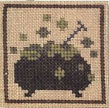 WITCH'S BREW CROSS STITCH CHART-HEART IN HAND