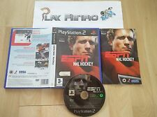 PLAY STATION 2 PS2 ESPN NHL HOCKEY COMPLETO PAL ESPAÑA