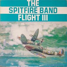 THE SPITFIRE BAND 'FLIGHT III' UK LP PROMOTIONAL COPY