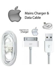 GENUINE APPLE USB LIGHTNING SYNC CHARGER LEAD CABLE IPHONE3G 4g 4s iPad 2,3,iPod