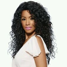 KARYN | BLACK | SLEEK FASHION IDOL 101 | LONG CURLY SYNTHETIC WIG