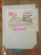 74-80 Lemans Polaris Top End Gasket Set # 712070   250 cc Colt TX Gemini