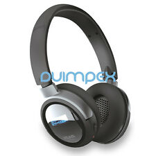 H04 Bluetooth Wireless Headset Kopfhörer Iphone MP3-Player Micro SD & FM Radio