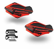 PowerMadd SENTINEL Handguard Guards KIT Red/Black Yamaha Banshee 350 34402