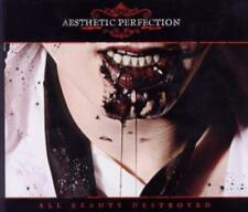 Aesthetic Perfection: All beauty destroyed 2CD, NEU!