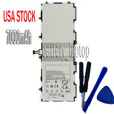"""New Replace Samsung Galaxy GT-N8013 P7500 P5113 10.1"""" Battery SP3676B1A (9669) !"""
