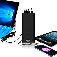 Abyone Portable Charger External Battery Power Bank for Surface Pro 4 3 Book RT