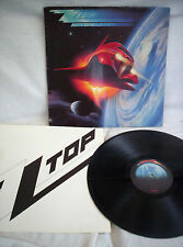 ZZ TOP, AFTERBURNER, 1985, ZZ TOP INSERT, EXCELLENT CONDITION