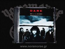 DARE - Out Of The Silence, CD ORG 1st Press A&M Records 1988 OOP RARE AOR