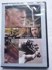 Italy Wine Artisans & More Torentino Italy (DVD, 2008) Factory Sealed Brand New
