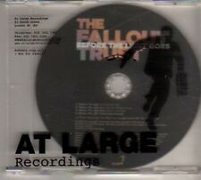 (BT165) The Fallout Trust, Before The Light Goes - 2005 DJ CD