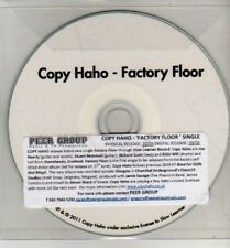 (CJ326) Copy Haho, Factory Floor - 2011 DJ CD