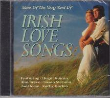 MORE OF THE VERY BEST OF IRISH LOVE SONGS  - VARIOUS ARTISTS on CD