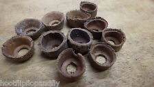 10 NOS LEATHER CUP PUMP WASHERS  PRIMUS MONITOR OPTIMUS PARAFFIN PRESSURE STOVE