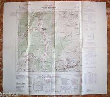 Passo di Resia - IGM - Ed. 5 - Serie M 891 - 1964 - Istituto Geografico Militare