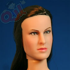 Soldier Story CG Cy Girl Jennifer Female Action Figure Head 1:6 Scale (8021a4)