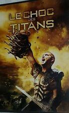 DVD du film LE CHOC DES TITANS