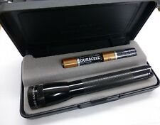 MINI MAGLITE Small Pocket Torch Flashlight in Case Mag Instrument Made in USA