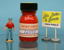 26550 - Peinture Dinky Touch rouge  pour Opel Kadett  Dinky Toys 540