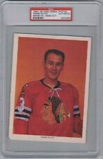 1964 Chex Hockey Photos Series 2 Pierre Pilote Graded PSA Aut