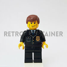 LEGO Minifigures - 1x cty101 - Policeman - Omino Minifig Police Cop Set 7744