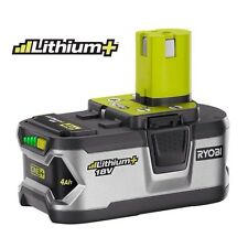RYOBI P108 NEW 18v ONE+ 4AH HIGH CAPACITY LITHIUM ION BATTERY
