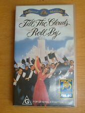 """""""Till The Clouds Roll By"""" VHS Judy Garland, Frank Sinatra, Lena Horne etc"""