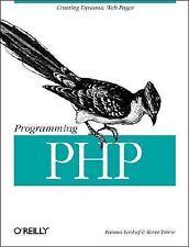 Programming PHP by Lerdorf, Rasmus, Tatroe, Kevin
