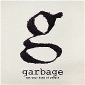 Garbage - Not Your Kind of People (2012) CD ALBUM