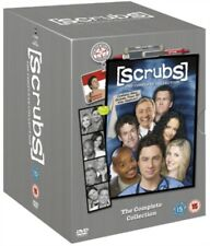 Scrubs: Season 1-9 (The Complete Collection) [DVD], 8717418327040, Zach Braff, .