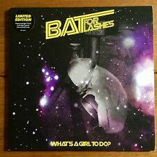 "Bat For Lashes - What's A Girl To Do  7"" Vinyl"