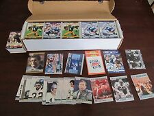 Large Lot 1990 Pro Set Football Cards Over 1000 Cards Plus Inserts NM Smith RC